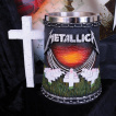 Chope à bière Metallica - Master of Puppets (Licence Officiel)