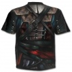 T-shirt homme trompe l'oeil Assassins Creed IV Black Flag