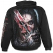 Sweat-shirt gothique homme