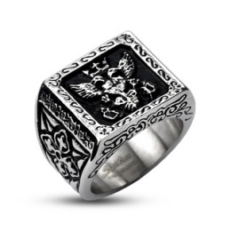 кольца мужские серебро печатка