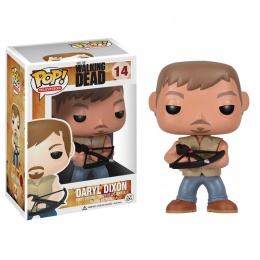 Figurine Pop ! Daryl Dixon - Walking Dead