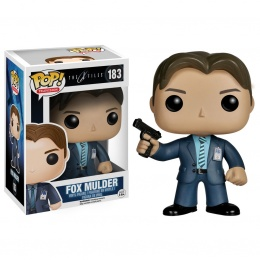 Figurine Fox Mulder Pop ! - X-Files