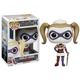 Figurine Pop ! Harley Quinn - Batman Arkham Asylum