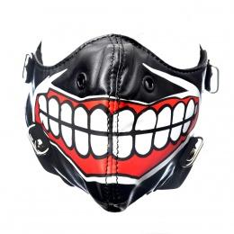 Masque Poizen Industries Muscle Mask Black