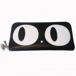 Portefeuille tête de chat noir - Banned