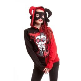 Sweat-shirt femme Jester Hood - Cupcake Cult