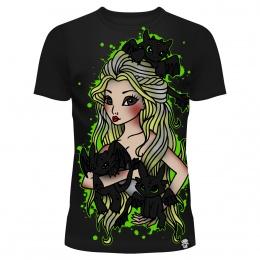 T-shirt femme mère des dragons - Cupcake Cult