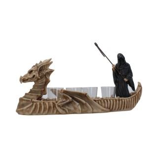 Barque de la Mort avec 4 shooters (40cm)