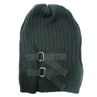 Bonnet gothique homme noir HARSH HAT - Vixxin