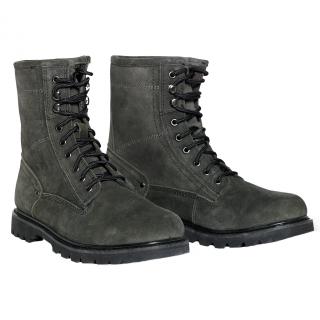 Boots cuir Gladstone anthracite - Brandit