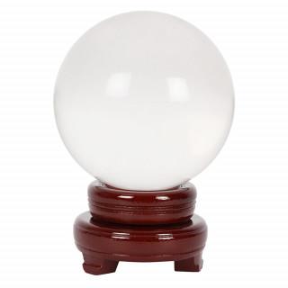 Boule de cristal 13cm (3,2kg)