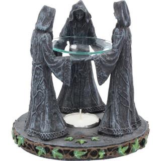 Brûleur d'huile cercle des magiciennes (16cm)