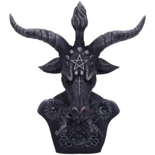 Buste de démon Baphomet (33cm) - Nemeis Now