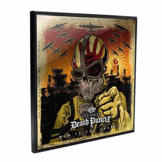 Cadre déco mural Five Finger Death Punch - War is the Answer - 32cm