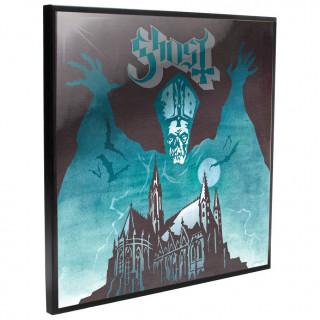 Cadre déco mural Ghost - Opus Eponymous - 32cm