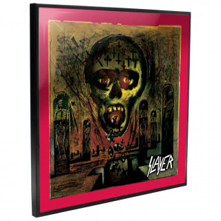 Cadre déco mural Slayer - Seasons in the Abyss - 32cm