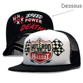 "Casquette ""DECAL"" - Hot Rod Hellcat"
