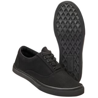 Chaussures Sneaker Bayside noire (mixte) - Brandit