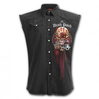 Chemise sans manche homme Five Finger Death Punch - Assassin