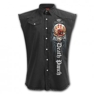 Chemise sans manche homme Five Finger Death Punch - Game Over