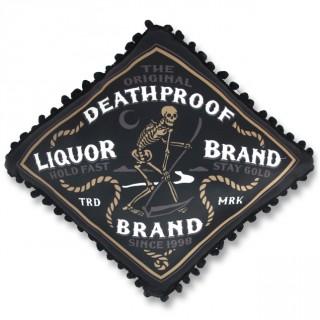 "Coussin ""NIGHT REAPER"" - Liquor Brand"