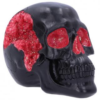 "Crane déco noir ""Geode Skull Red"" - Nemesis Now"