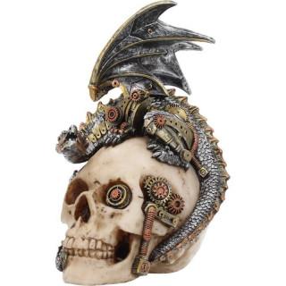 Crane humain à dragon steampunk - Nemesis Now (21cm)