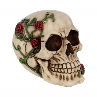 Crane humain déco à roses grimpantes - Nemesis Now