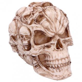 "Crane humain décoratif ""Skull of Skulls"" - James Ryman"