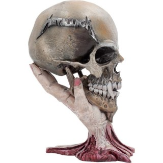 "Crane Metallica officiel ""Sad But True Skull"" - 22cm"