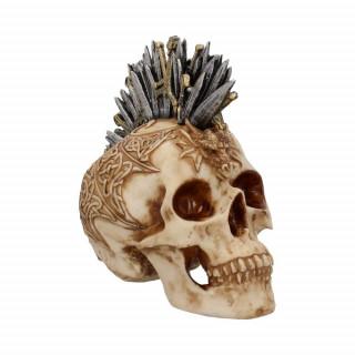 """Crane tribal à crète d'épées """"Sword Hawk"""" (23,5cm) - Nemesis Now"""