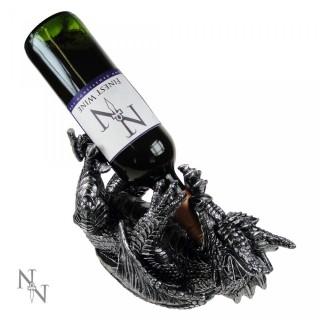 Dragon porte bouteille Guzzlers - (32cm)