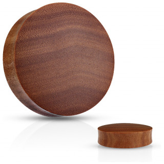 Ecarteur plug en bois de Saba