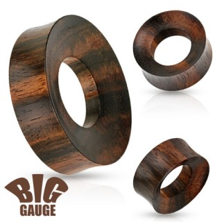 Ecarteur Tunnel gros diamètre en bois de fer