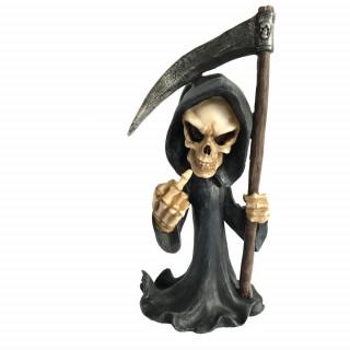 Figurine de la Mort faisant un fuck (21,5cm) - Nemesis Now