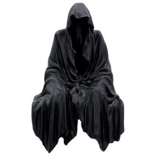 Figurine de la mort observant sa prochaine victime - 23cm