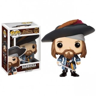 Figurine Pop ! Barbossa - Pirates des Caraibes