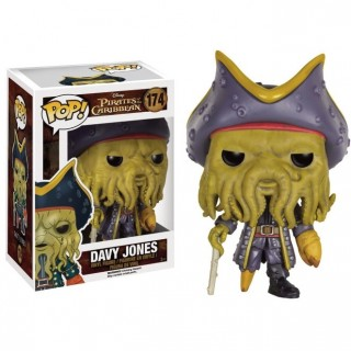 Figurine Pop ! Davy Jones - Pirates des Caraibes