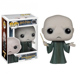 Figurine Pop ! Lord Voldemort - Harry Potter
