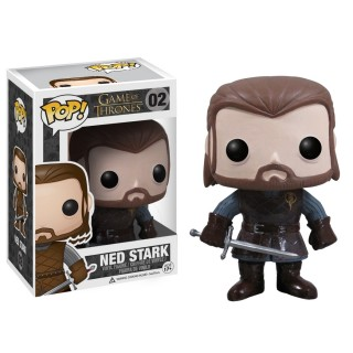Figurine Pop ! Ned Stark - Game of Thrones