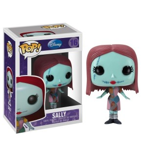 Figurine Pop ! Sally - L'étrange Noel de Mr Jack (The Nightmare Before Christmas)