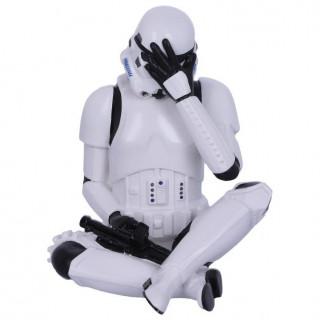 "Figurine Stormtrooper - Starwars ""See No Evil"" (licence officielle)"