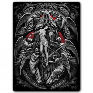 Grande couverture en molleton à Porte des Morts (150x200cm)