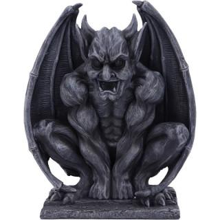"Grande figurine gargouille noire ""Adalward"" - Nemesis Now (26 cm)"