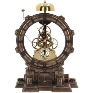 Horloge Steampunk machine à voyager dans le temps - Nemesis Now