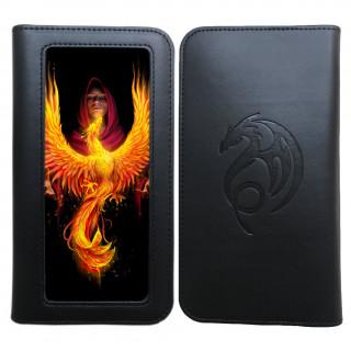 Housse smartphone effets 3D Phoenix Rising - Anne Stokes