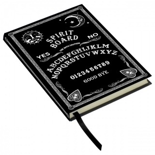 "Journal intime / carnet style ouija ""Spirit Board"" - Nemesis Now (13 x 17,5 cm)"