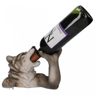 Loup porte bouteille Lunar Thirst - 23.5cm