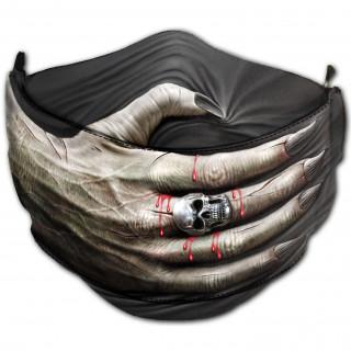 Masque ajustable bouche et nez coton à main vampire (Import UK - Non normé AFNOR)