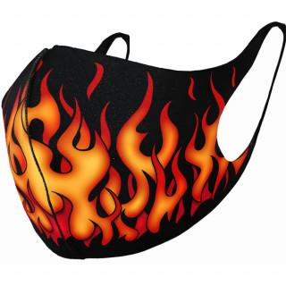 Masque bouche et nez à flammes tribales (Import UK - Non normé AFNOR)